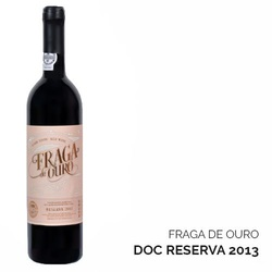 Fraga de Ouro red wine Reserva 2013
