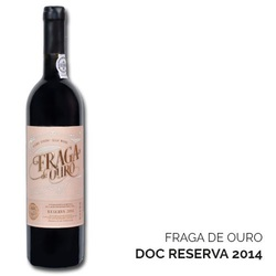 Fraga de Ouro red wine Reserva 2014