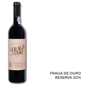 red wine Fraga de Ouro Reserva 2014
