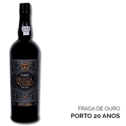 Fraga de Ouro Port wine 20 years