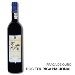 Fraga de Ouro red wine Touriga Nacional