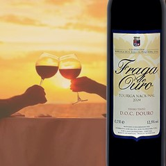 Douro red wine Touriga Nacional
